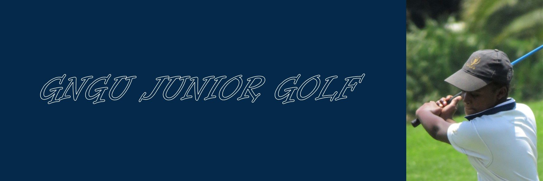 Gauteng North Golf Union – Juniors