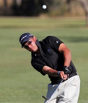 Nedbank SA Disabled Golf Open 2014: Day 2